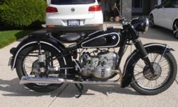 1951 BMW R51 3 - Free Delivery Worldwide