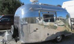 1955 Vintage Airstream 16' Bubble