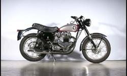 1956 BSA Road Rocket A10 Delivery Free