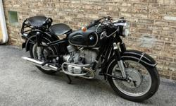 1959 BMW R50 - Free Delivery Included