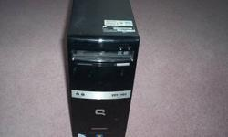 $195 HP Compaq Dual-Core 2.7 GHz 500 GB HD 4 GB RAM DVD+-RW