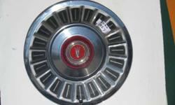 1967 Ford Hubcaps