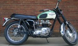 1967 Triumph TR6C Original 650 *Worldwide Delivery*