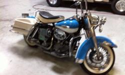 1968 Harley Davidson FLH ElectraGlide Original Condition?
