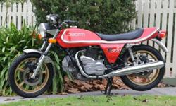 1977 Ducati 900 SD Darmah NEW