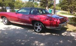 1978 CHEVY MONTE CARLO Fully Restored