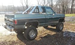 1978 Chevy Truck K10 Short Bed Pickup 4x4 Silverado Lifted