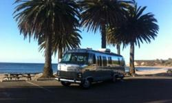 1979 28 Excella Airstream Motorhome