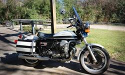 1981 Moto Guzzi G5 v1000 Free Worldwide Delivery