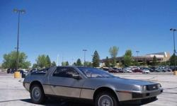 1982 DMC DeLorean Coupe