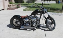 1985 Harley-Davidson Custom HARDTAIL~Delivery~Anywhere~