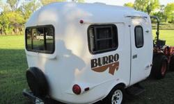 1990 BURRO 13 foot camper