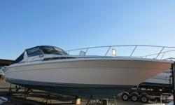 1990 Sea Ray 420 Sundancer Cruiser Boat
