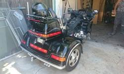 ***1991 Honda Gold Wing 1500