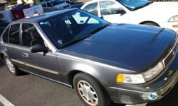 1994 Nissan Maxima Low Miles