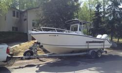 1996 Mako Offshore 26' foot