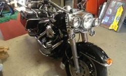 1997 Harley-Davidson Touring Road King Delivery Worldwide