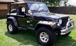1997 Jeep Wrangler Great