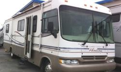 1998 33' Forest River Windsong