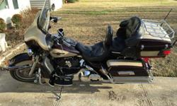 1998 Harley-Davidson Touring 95TH ANNIVERSARY ULTRA CLASSIC