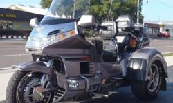 1998 Honda Goldwing GL 1500 TRIKE - free delivery worldwide