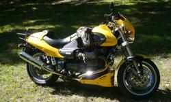 1998 Moto Guzzi Centauro & Many Extras - PRICE REDUCED