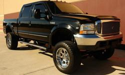 1999 Ford F250 Super Duty Lariat OFF ROAD