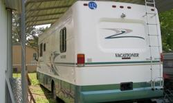 ,...1999 Holiday Rambler 32CG.../