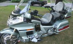 1999 Honda 1500 SE GOLDWING