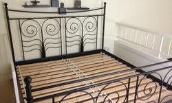 $199 OBO King Bed Frame