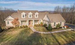 199 Wild Rose WAY Fincastle Five BR, Custom-Crafted Estate