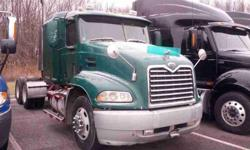 $19,500 2003 MACK CX613 Tandem Axle Sleeper