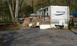 $19,500 Keystone Sprinter 39 ft 2007 Travel Trailer