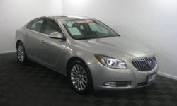 $19,514 2011 Buick Regal CXL Turbo TO3
