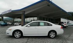 $19,541 2012 Chevrolet Impala LT Fleet