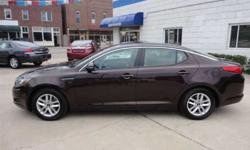 $19,588 Used 2011 Kia Optima LX Sedan, 35,559 miles