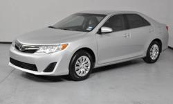 $19,830 2012 Toyota Camry LE