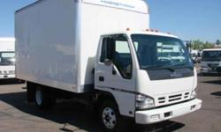 $19,900 2007 ISUZU NPR HD Straight - Box Truck