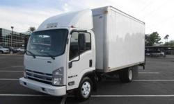 $19,900 2007 ISUZU NPR Straight - Box Truck