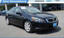 $19,900 2010 Honda Accord Sdn EX-L