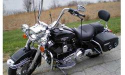 $19,900 2011 Harley Davidson Road King Classic