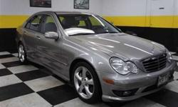 $19,900 Used 2006 Mercedes-Benz C-Class C230 Sedan, 26,773
