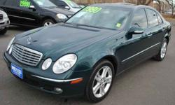 $19,990 Used 2006 Mercedes-Benz E-Class for sale.