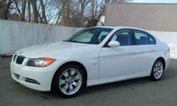 $19,995 2008 Alpine White BMW 3 Series