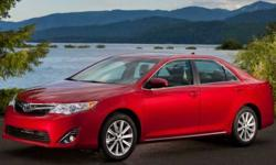 $19,995 2012 Toyota Camry LE