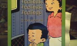 $19 A children's book titled Feelings, Feelings, Feelings