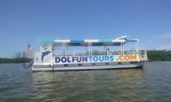$19 Dolphin ,Manatee Eco Tours, Parties, Sunset Tours