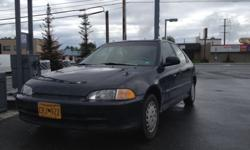 $1,000 1993 honda civic