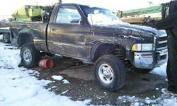 $1,000 1994 DODGE 3500 Ram Pick up truck 5.9 auto