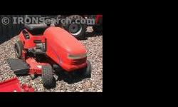 $1,000 1998 Simplicity LSA1693080 Mower/Riding